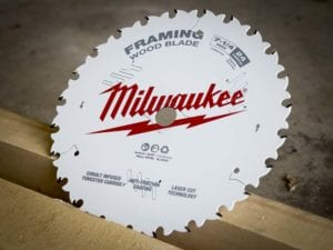 Milwaukee Circular Saw Blade Review