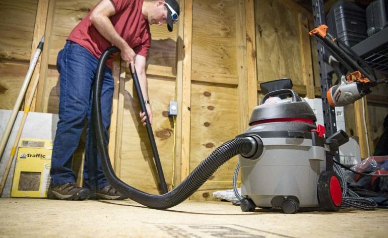 Shop-Vac 4-Gallon Wet/Dry Vac Review