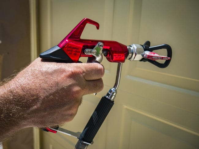 Titan Rx-Apex Aluminum Airless Spray Gun