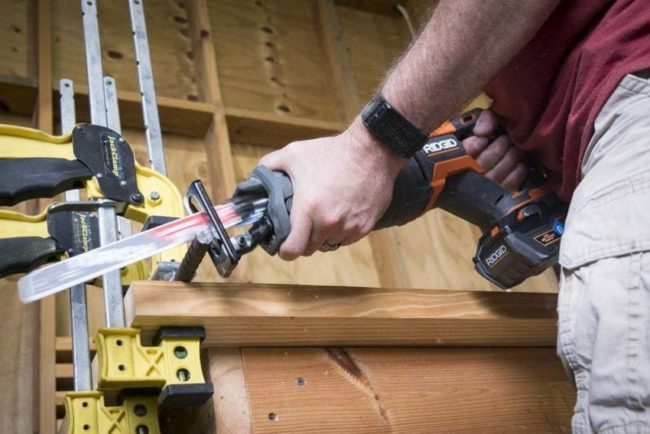Ridgid Octane Reciprocating Saw Review
