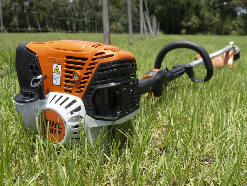 Stihl FS 91 R Weed Eater: Entry-Level Pro String Trimmer | PTR
