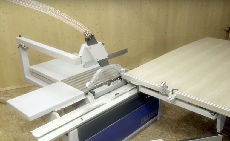 Felder sliding table saw K 940 S