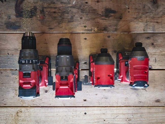 Milwaukee FUEL tools old vs new