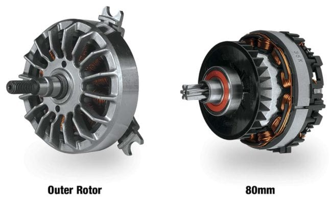 What is an Outer Rotor Brushless Motor? Comparing Inner and Outer Rotor Designs