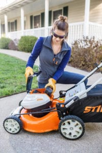 Stihl Lawn Mower: 36V RMA 460 Push Mower