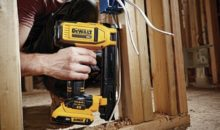 DeWalt 20V Max Cable Stapler: New Tool Tip-Off