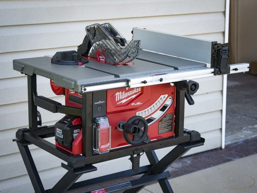 Milwaukee Cordless Table Saw Review 2736-21HD
