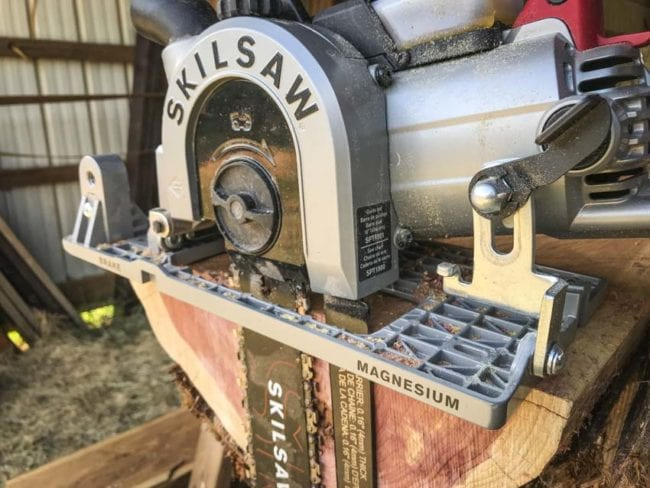 Skilsaw Carpentry Chainsaw Review