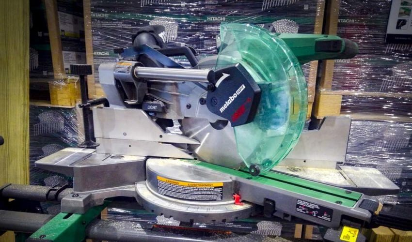 Metabo HPT MultiVolt 10-Inch Miter Saw: Corded or Cordless
