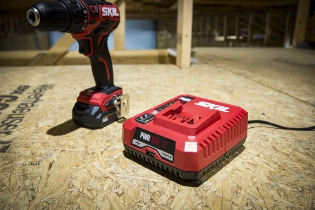 Skil 12V 2-Speed Brushless Drill Review: PWRCore DL529002