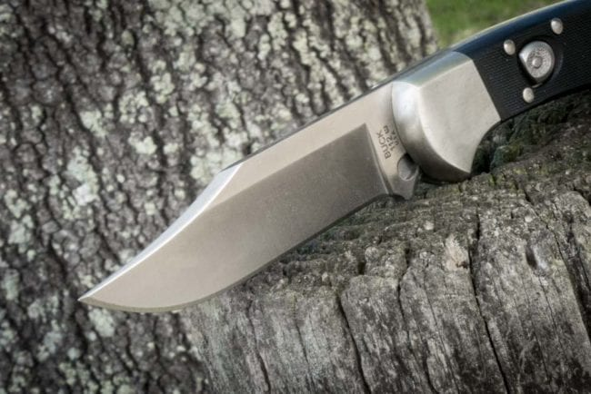 Buck 112 Auto Elite Pocket Knife Review