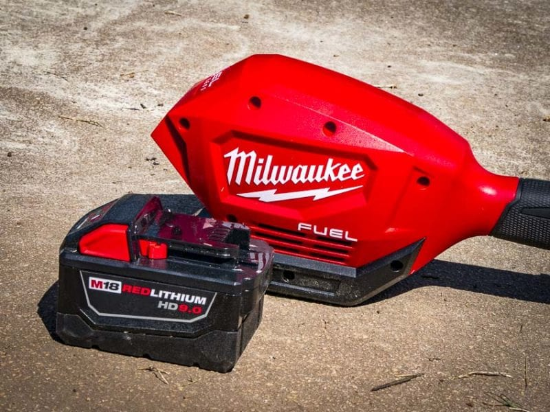 Milwaukee Quik-Lok Attachment System and M18 Fuel Power Head with Video