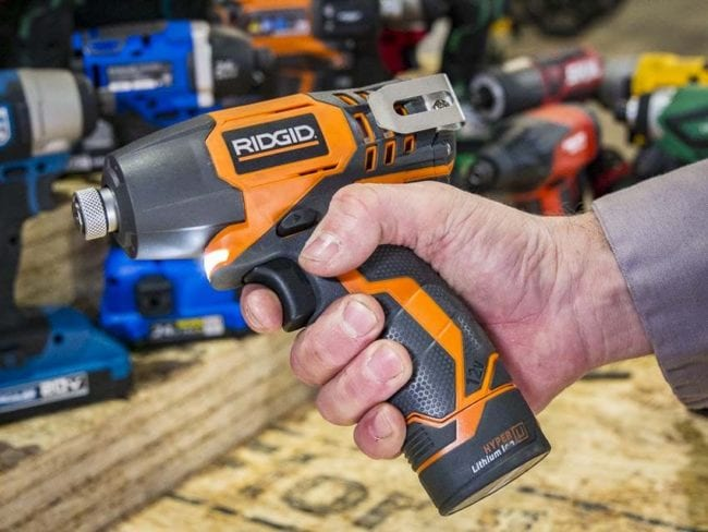 Best 12V Impact Drivers