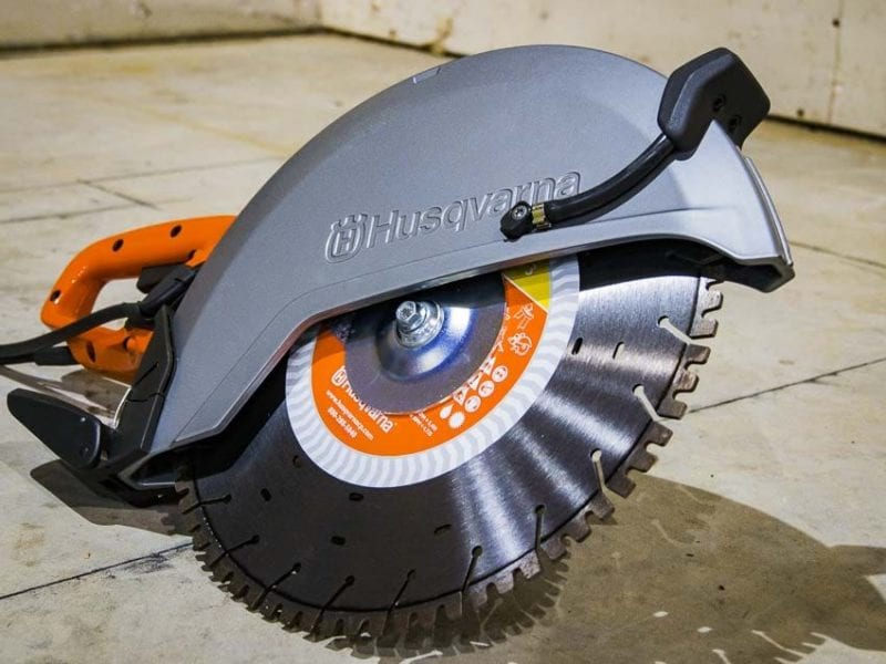 Husqvarna K4000 15-Amp Power Cutter