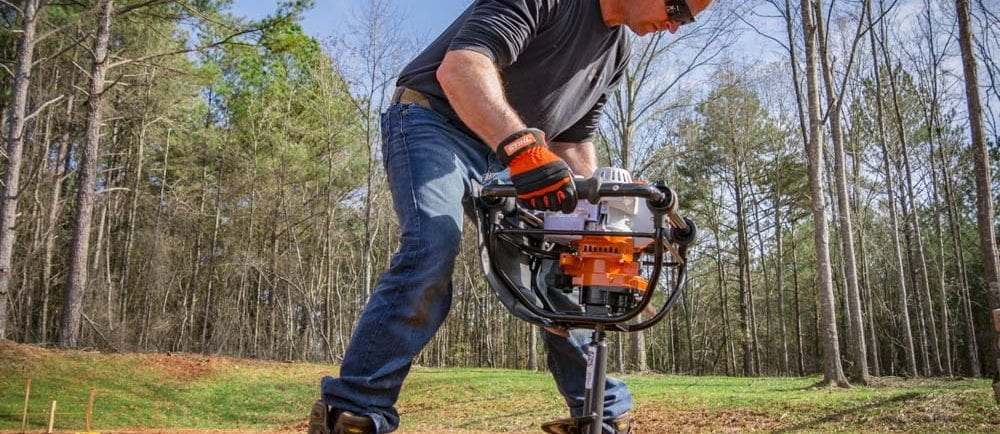 Stihl BT 131 Earth Auger Review