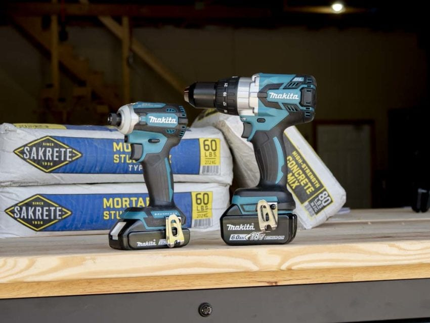 Impact Driver Vs. Hammer Drill - What's the Difference?