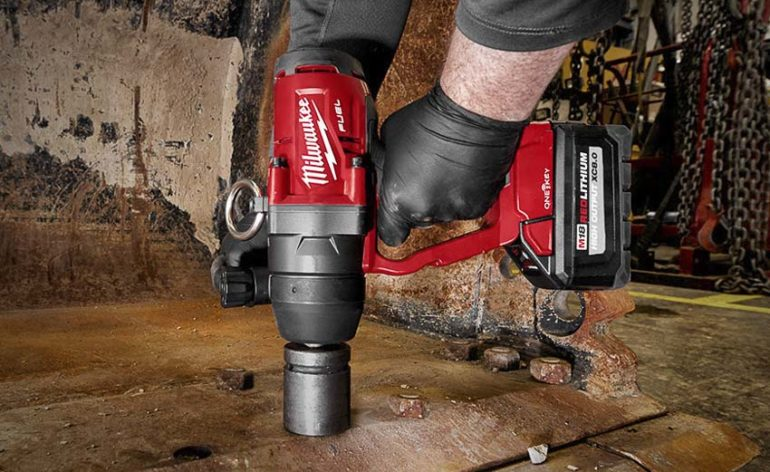 milwaukee 1-inch impact wrench