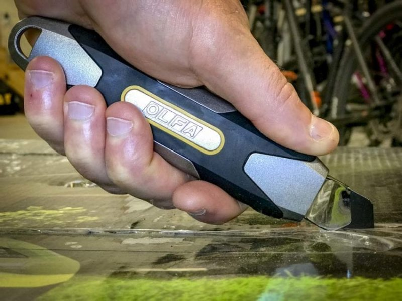 OLFA MXP best snap-off Utility Knife