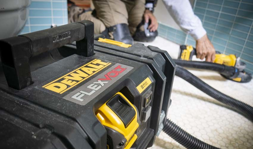 DeWalt FlexVolt 60V Max Dust Extractor