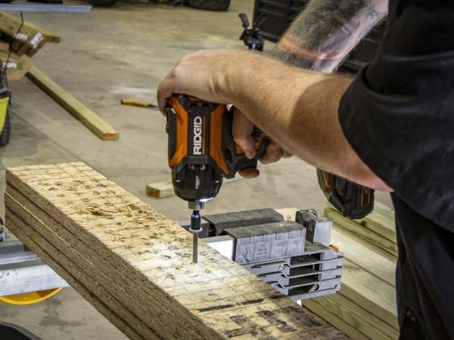 Does Ridgid Stealth Force Have Less Power In Reverse