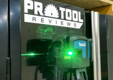 Makita Green Cross-Line Laser Level Review - SK106GDNAX