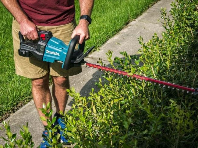 Makita Cordless Hedge Trimmer