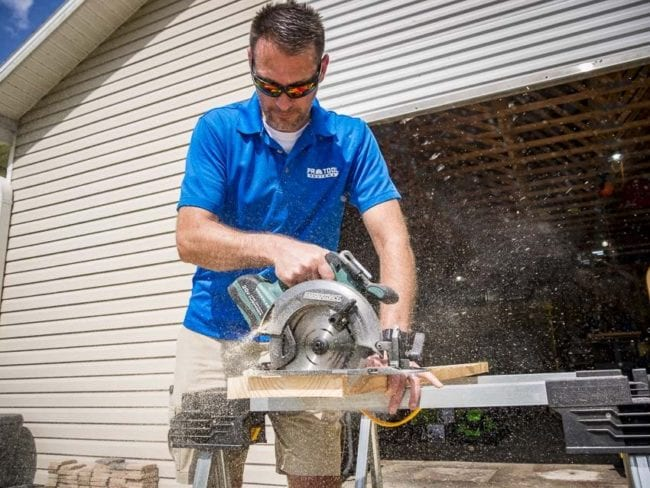 Masterforce Circular Saw