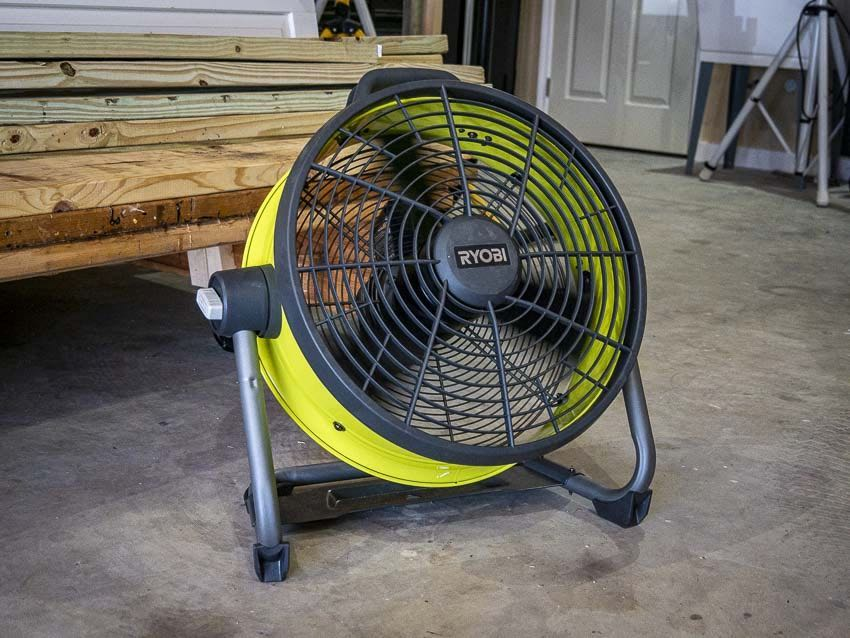makita 18 volt fan bunnings