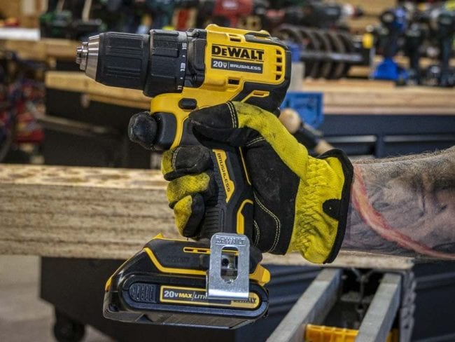 DeWalt Atomic Drill and Impact Driver