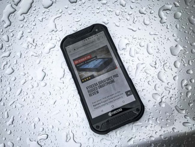 Kyocera DuraForce Pro 2 Rugged Smartphone Review | Pro Tool Reviews