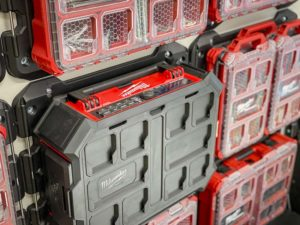 Milwaukee Packout Radio and Charger
