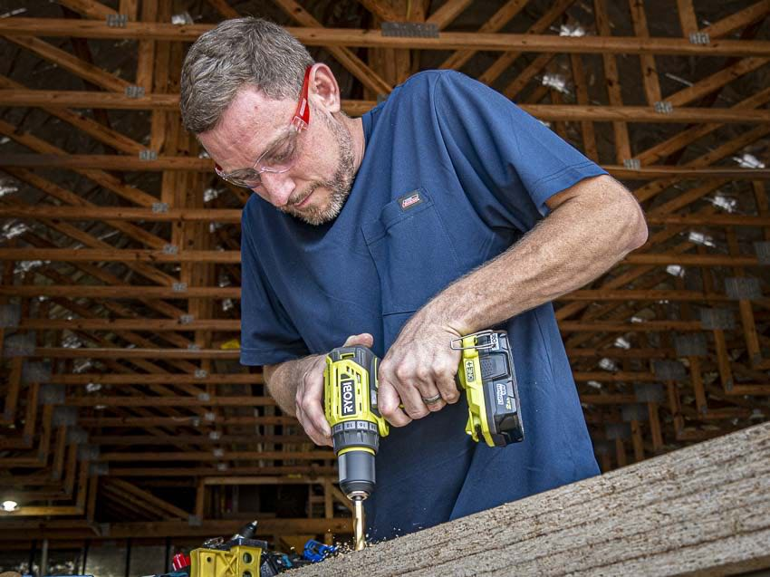 Ryobi P252 18V One+ Compact Brushless Drill Review