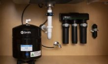 AO Smith RO Filter System for Under Sink Installation AO-US-RO-4000