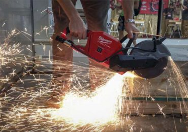Milwaukee M18 Fuel 9-inch Cut-Off Saw