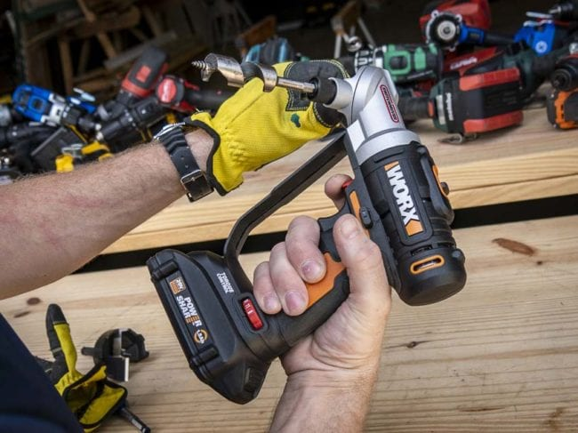 Worx Switchdriver Drill Driver Review - WX176L