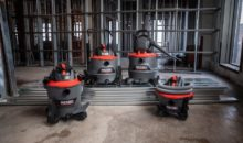 RIDGID NXT Wet/Dry Vacs Include One with Removable Blower
