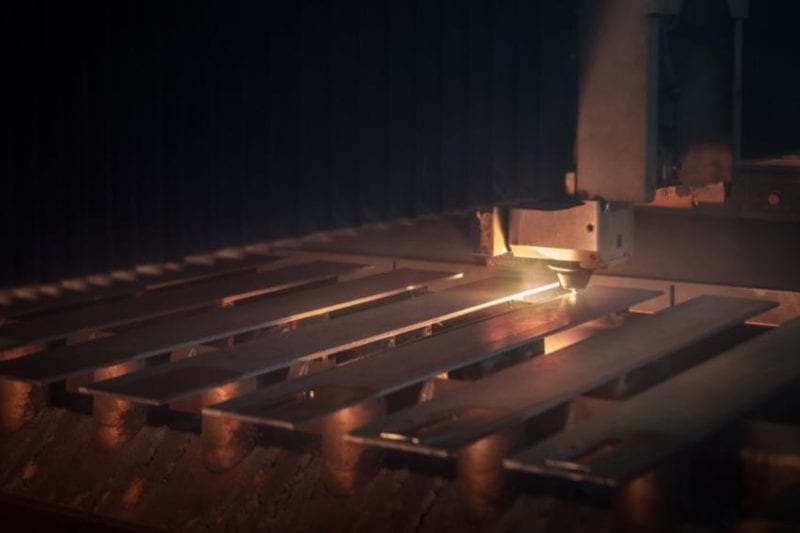 How Steel Chainsaw Guide Bars Made laser cutting