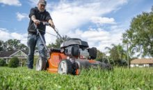Husqvarna LC221RH Self-Propelled Mower Review