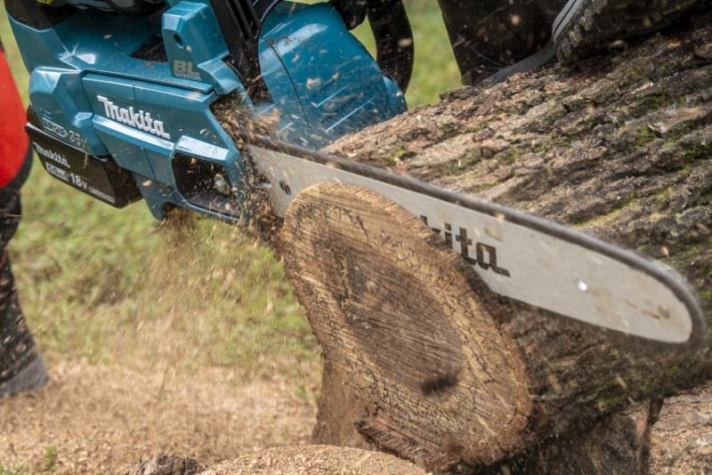 Best Makita Outdoor Power Equipment at GIE 2019