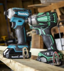 Makita Vs Metabo HPT Impact Driver PTR Thursday Throwdown!