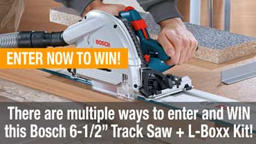 Check out our monthly tool giveaway!