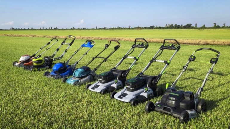 best battery-powered lawn mower comparison