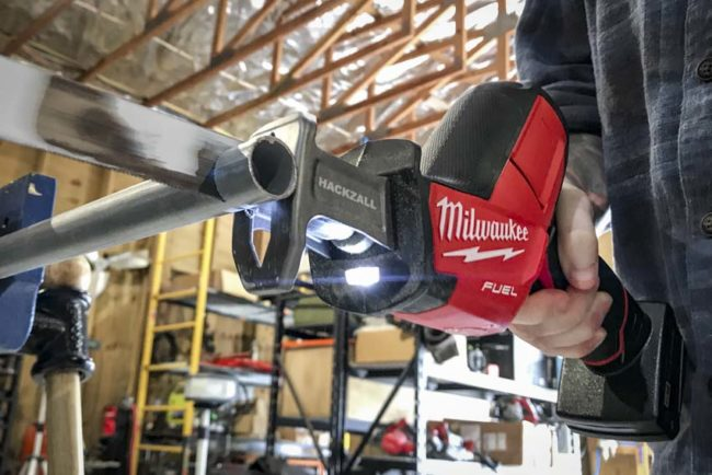 Best 12V Cordless Reciprocating Saw Head-to-Head Review - Milwaukee M12 Fuel Hackzall