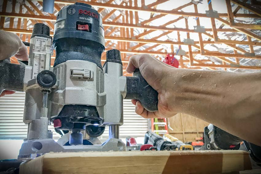 Bosch Colt Palm Router Combination Kit Review GKF125CEPK