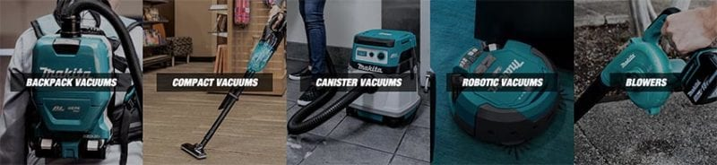 Makita Focuses on Janitorial and Sanitation Industry