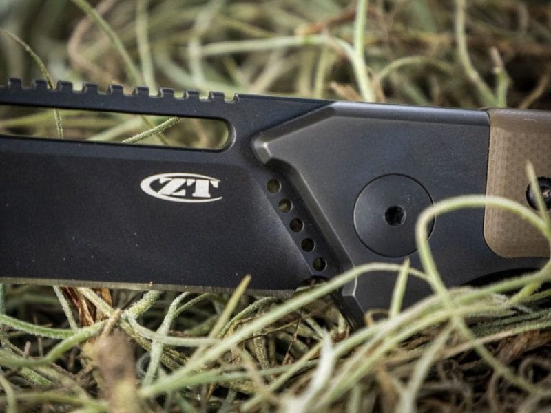 which knife companies made in America ZT