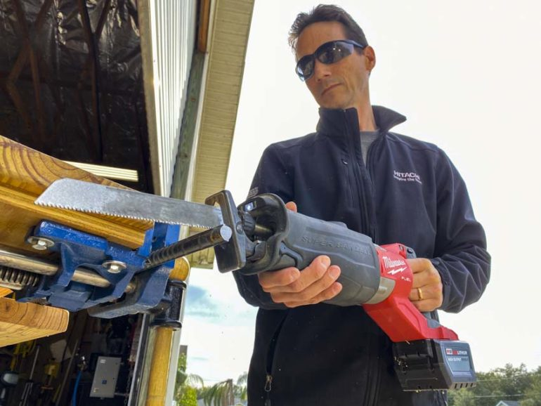Best Reciprocating Saw | Best Cordless Reciprocating Saw | MIlwaukee M18 Fuel Super Sawzall
