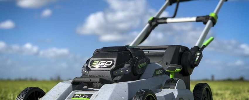 EGO Select Cut Lawn Mower review