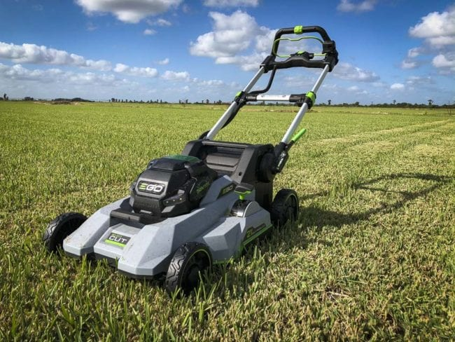 Best Self-Propelled Electric Lawn Mower | EGO Select Cut