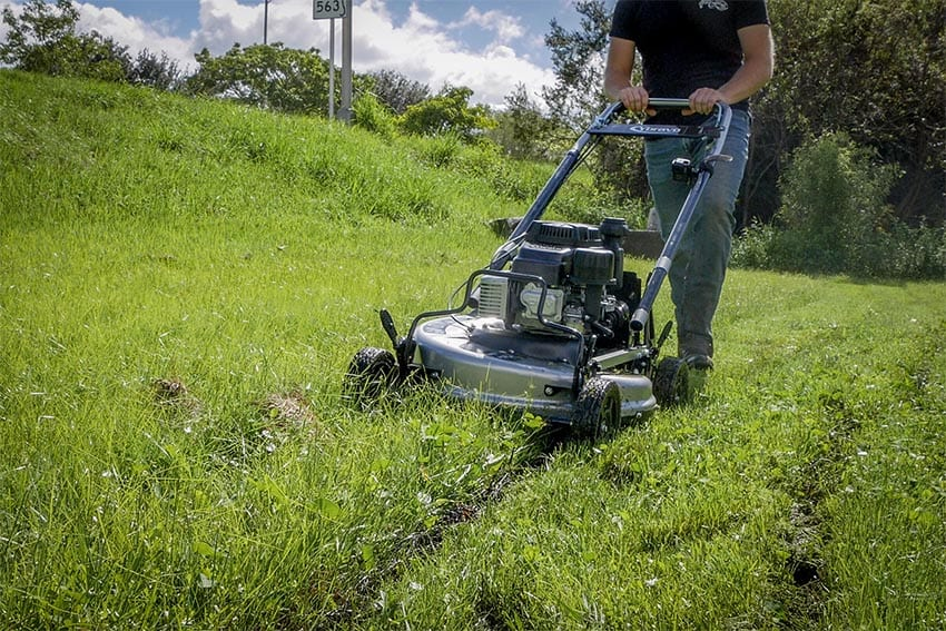 "Ybravo Commercial 25"" Mower Gen II Review"